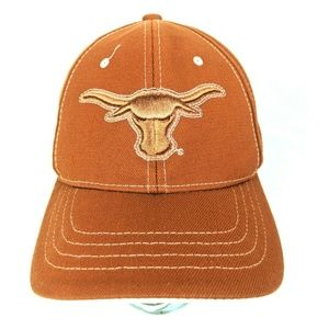 Texas Longhorns Hat Cap Zephyr Fit Adult M L